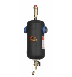 INSULATED MAGNETIC FILTER/DESILTER up to 37 kW