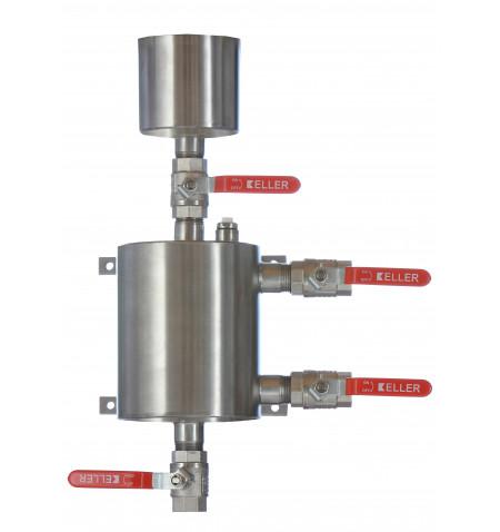 3.5 l. Chemical Dosing Pot ELTERM