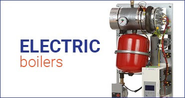 Electric water boilers
